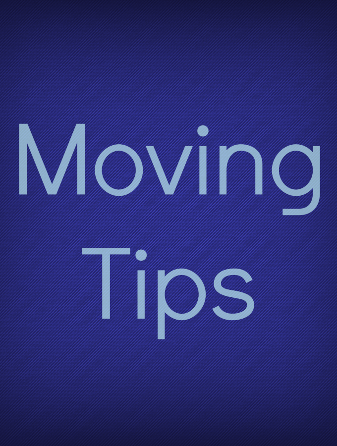 6 Essential Moving Tips