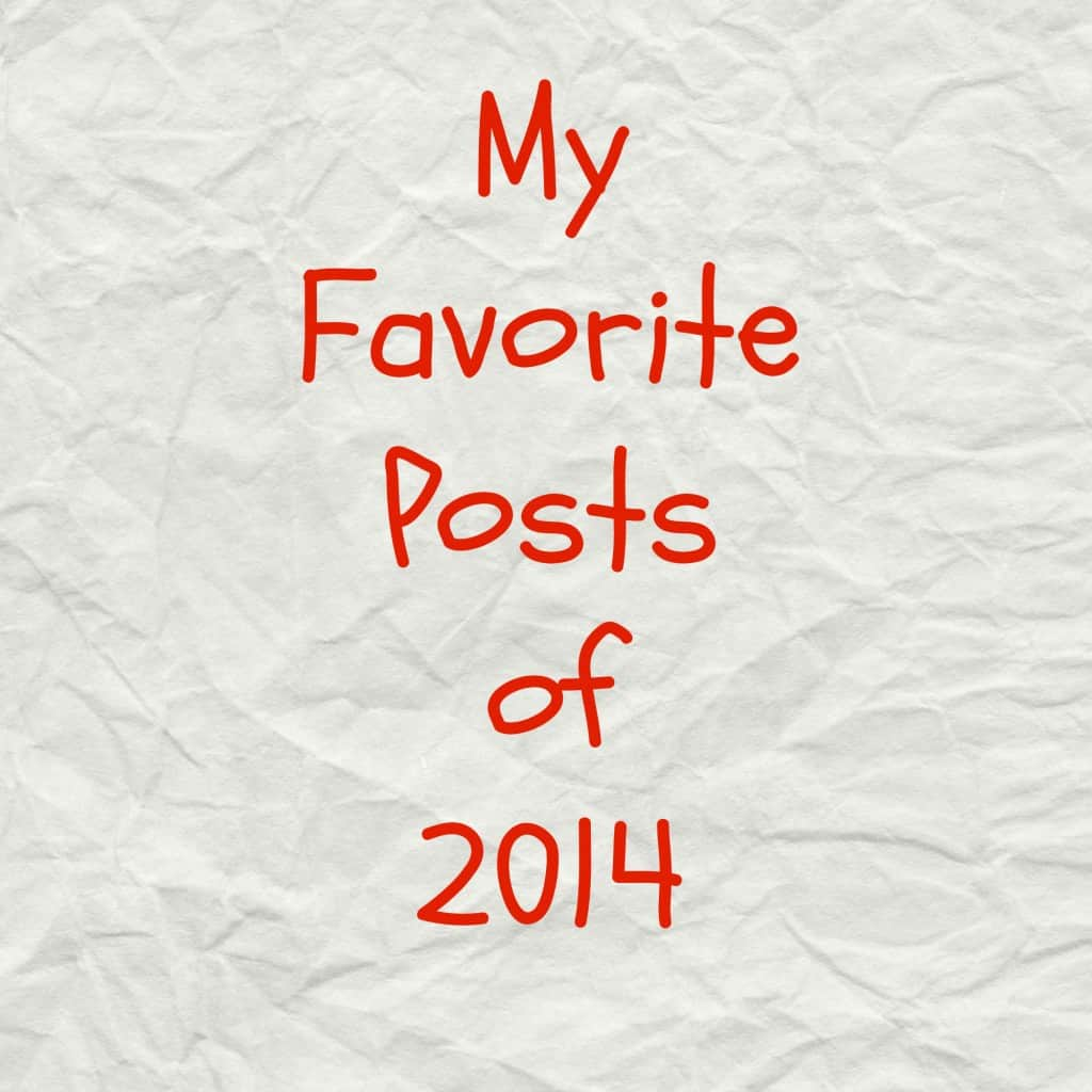 My Favorite Posts of 2014 is a look back at my favorite recipes, crafts and room reveals I've shared this year- Love, Pasta and a Tool Belt | recipes | crafts | DIY | remodel |