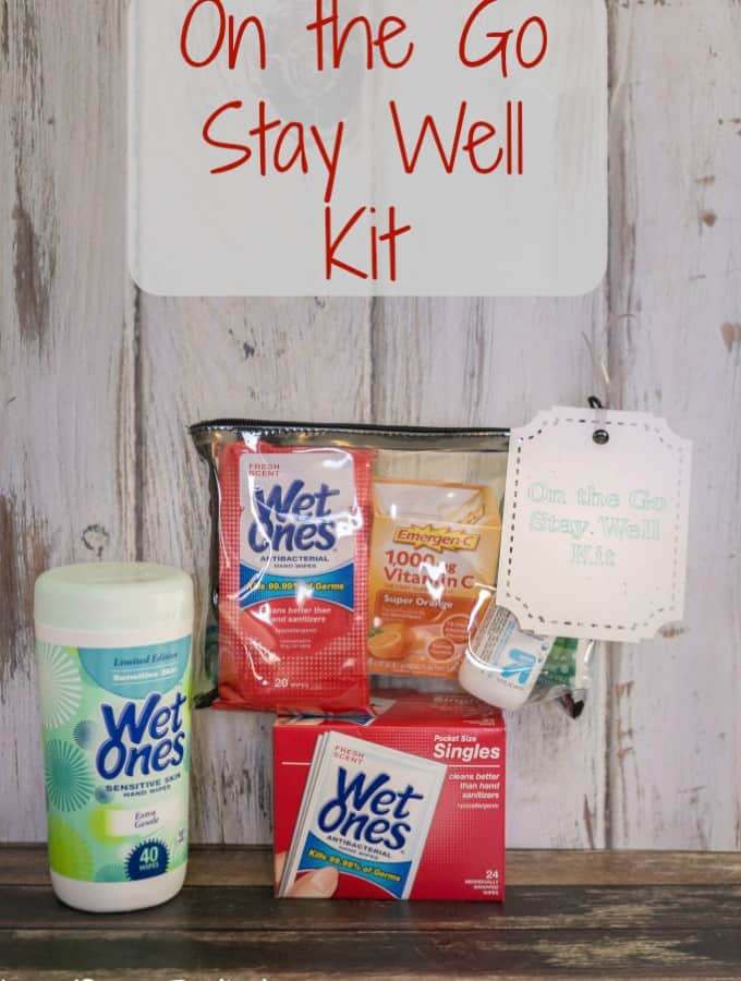 On the Go Stay Well Kit