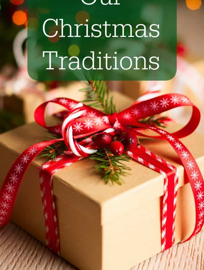 I love hearing about family's Christmas Traditions and today I'm sharing about Our Christmas Traditions- Love, Pasta and a Tool Belt | Christmas | Traditions | Holiday Season |