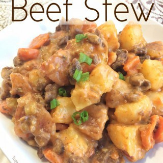 My contributor Jessica is sharing her recipe for Oven Baked Beef Stew- Love, Pasta and a Tool Belt   stew   soup   recipes   food   dinner ideas   comfort food  