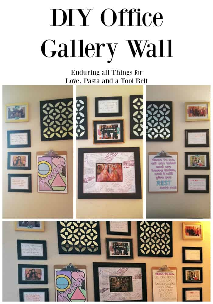 Exceptional My Contributor Charlene Is Sharing Her DIY Office Gallery Wall Along With A  DIY Coloring Page