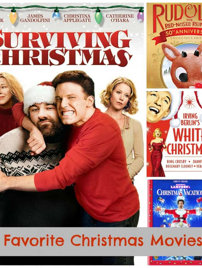 Favorite Christmas Movies