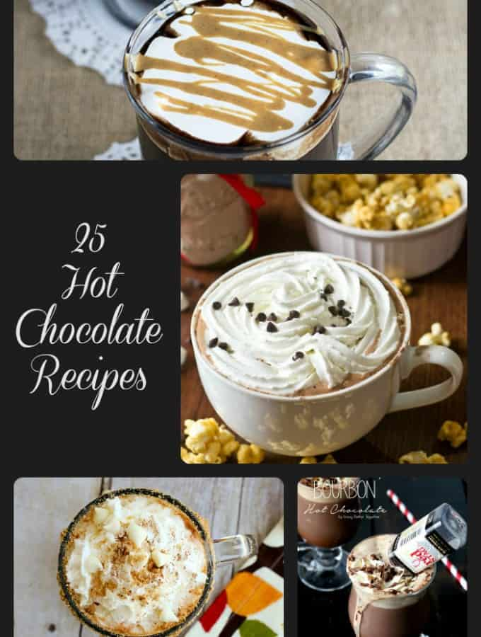 25 Hot Chocolate Recipes