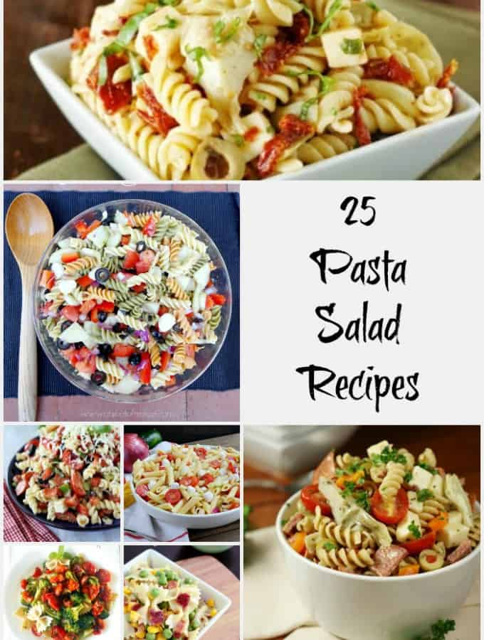 25 Pasta Salad Recipes