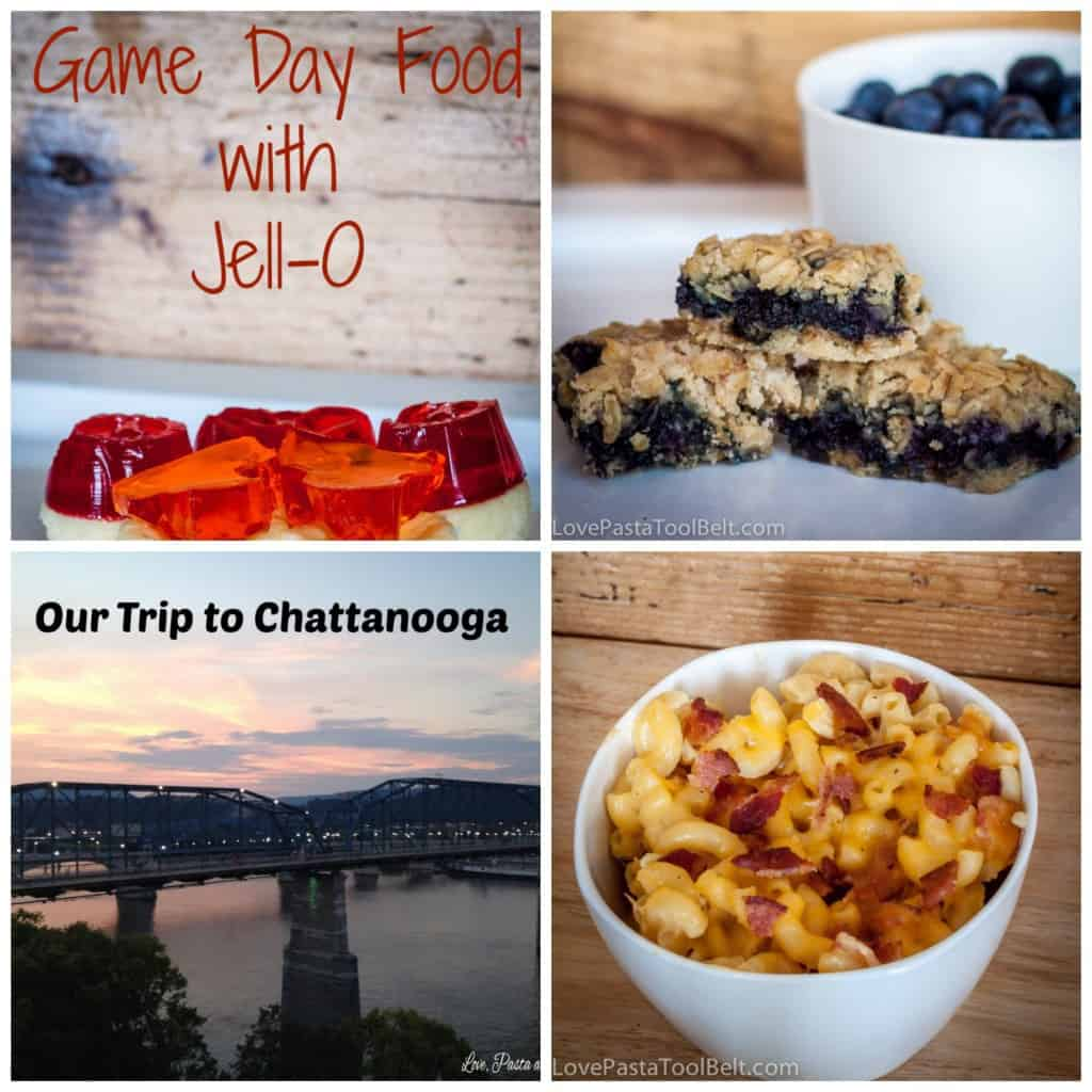 The Wednesday Round Up- Love, Pasta and a Tool Belt