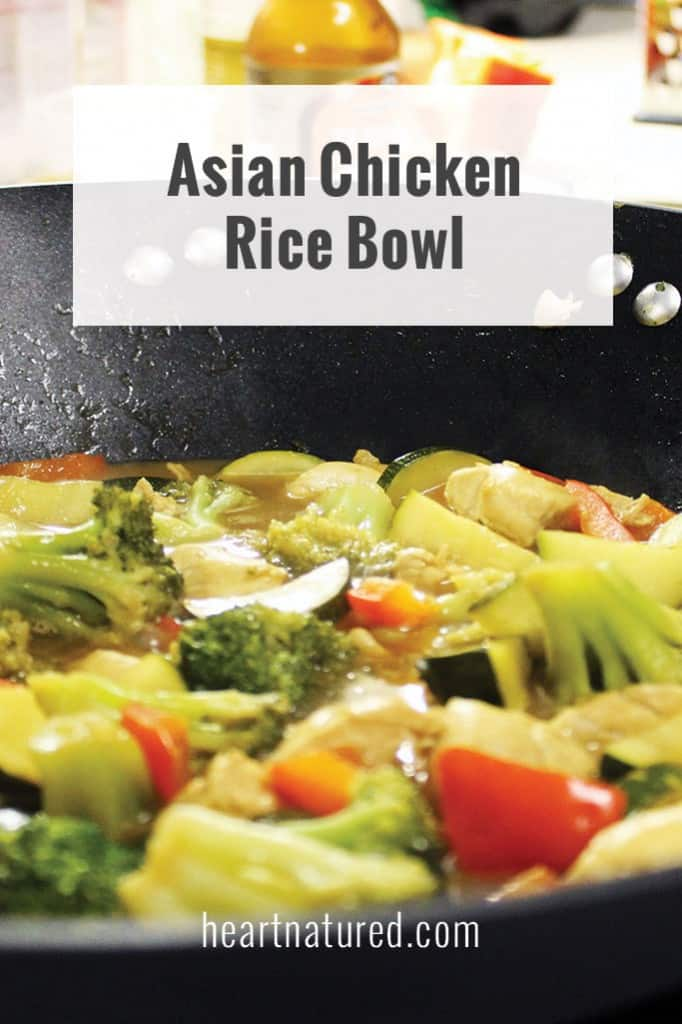 Asian Chicken Rice Bowl- Guest Post- Love, Pasta and a Tool Belt   asian   chicken   rice   recipes   food   dinner  