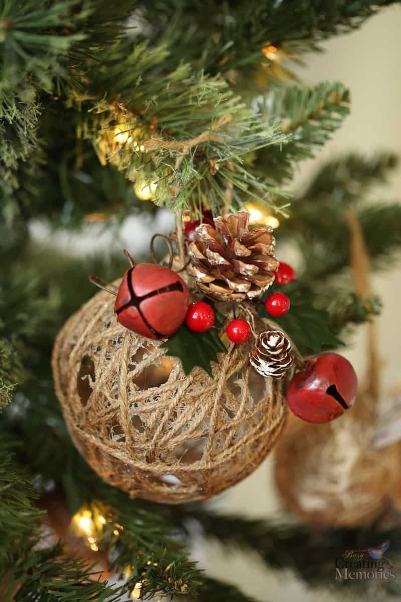 18 DIY Christmas Ornaments - Love, Pasta, and a Tool Belt