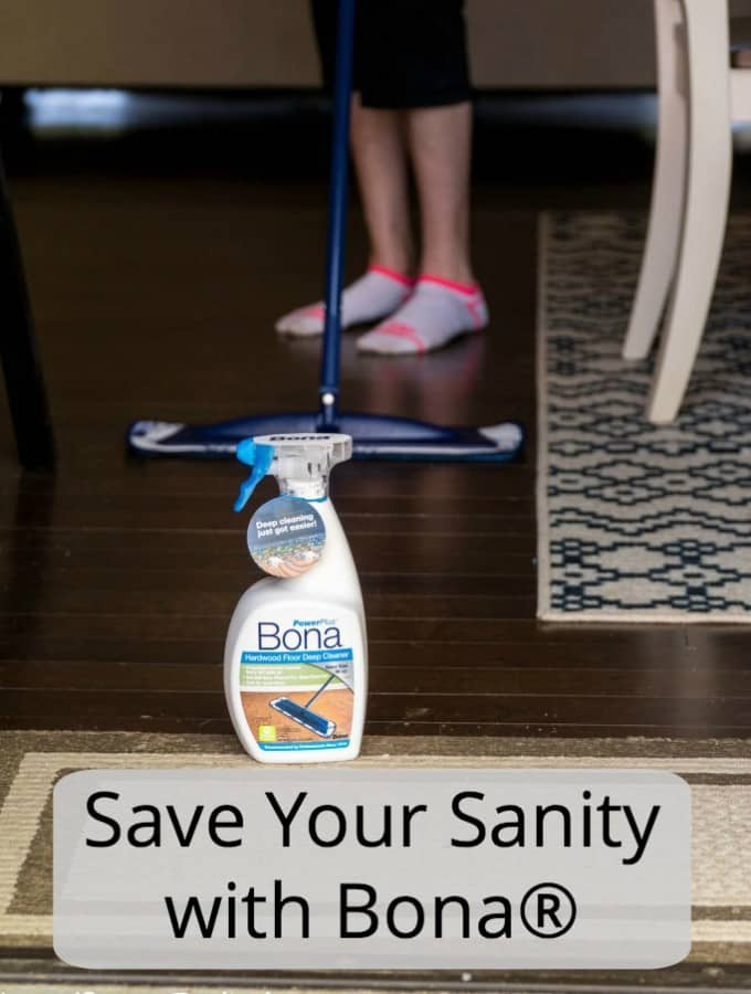 Save Your Sanity with Bona®