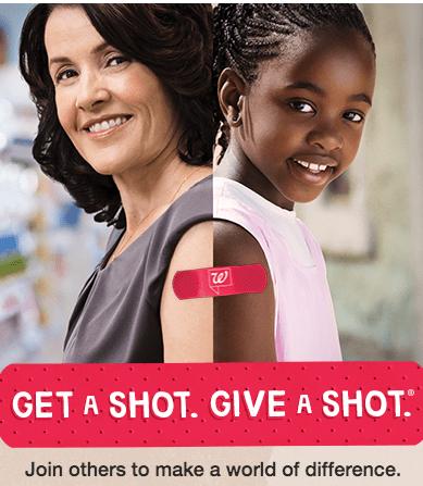 Give a Child a Shot at Life with Immunizations at Walgreens- Love, Pasta and a Tool Belt #GetAShot #CollectiveBias #shot