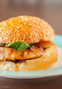 Sesame-Salmon-Burger-with-Apricot-Soy-Sauce-Glaze-recipe-2
