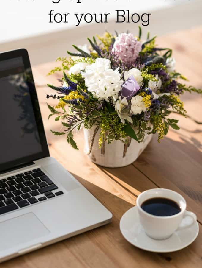 Setting up Social Media for your Blog