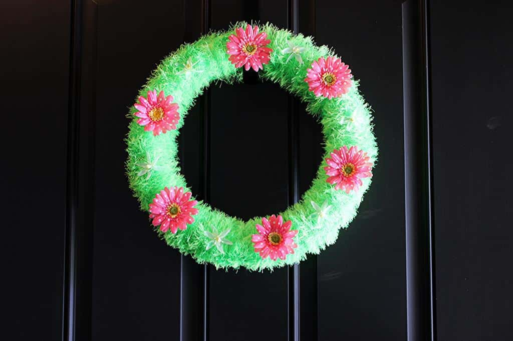 23 beautiful spring wreaths