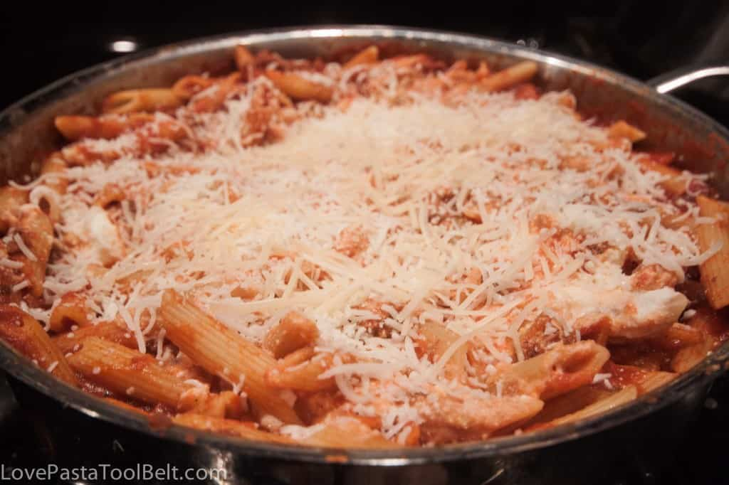 Skillet Lasagna-2