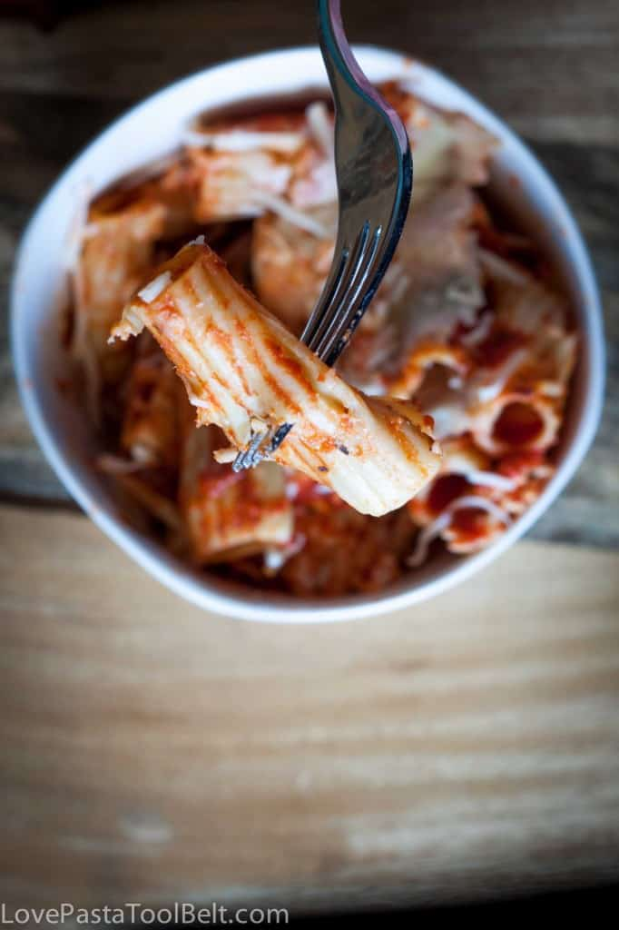 Skinny 3 Cheese Penne-Love, Pasta and a Tool Belt