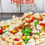 Skittles Popcorn Treat Mix- Love, Pasta and a Tool Belt #ad #SkittlesTourney   skittles   popcorn   desserts   recipes   food  