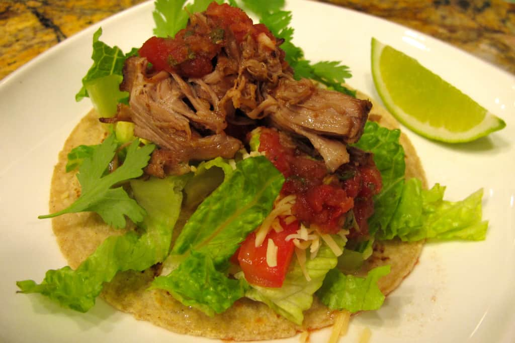 18. Slow Cooker Carnitas from OMG! Yummy