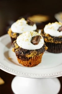 S'more-Cupcakes 4