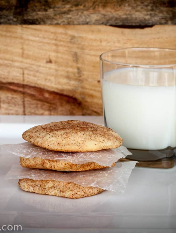 Soft & Chewy Snickerdoodles-Love, Pasta and a Tool Belt