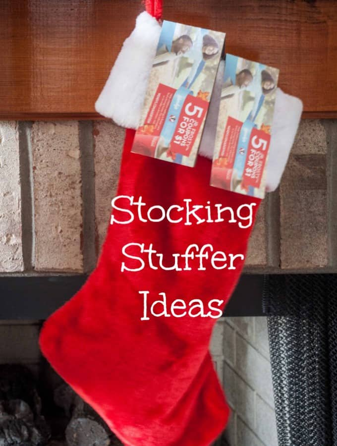 Stocking Stuffer Ideas with Wendy's