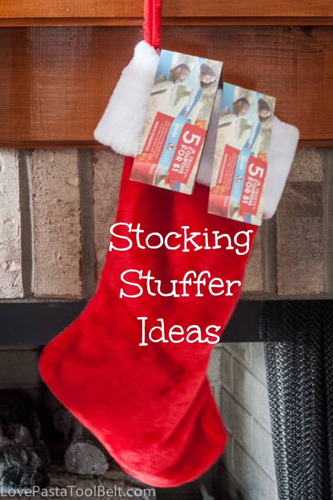 Stocking Stuffer Ideas with Wendy's Frosty's- Love, Pasta and a Tool Belt #AD #Frosty4Adoption