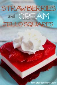 Strawberries-and-Cream-Jello-Squares
