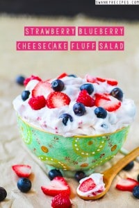 Strawberry-Blueberry-Cheesecake-Fluff-Salad
