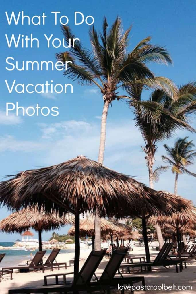 Please welcome my contributor Rebecca as she shares ideas for What to Do With Your Summer Vacation Photos!- Love, Pasta and a Tool Belt | photos | photography | travel | vacation | summer |