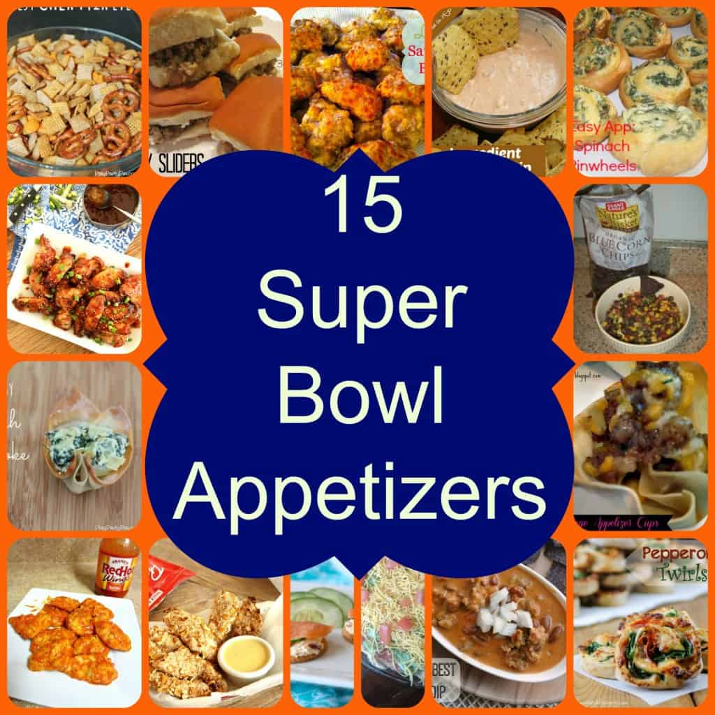 15 Super Bowl Appetizers