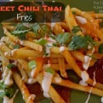 Sweet Thai Chili Fries-Love, Pasta and a Tool Belt
