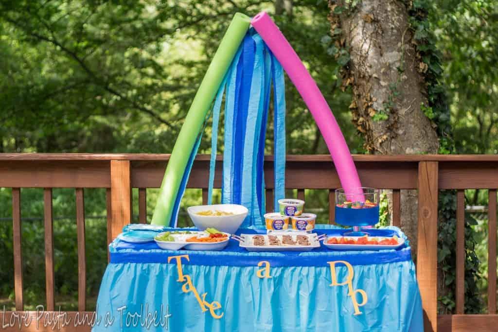 Take a dip party1