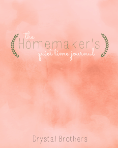 TheHomemakersQuietTimeJournal