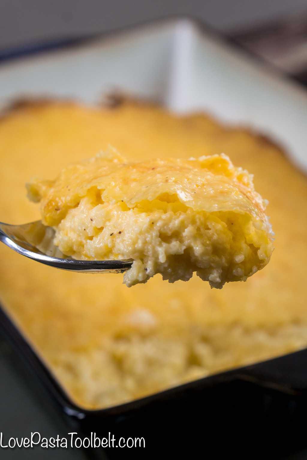Three Cheese Grits Casserole- (breakfast, brunch, make ...