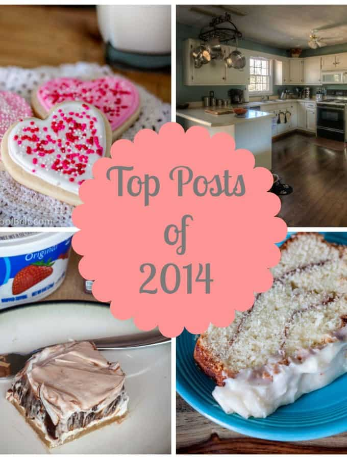 Top Posts of 2014- Love, Pasta and a Tool Belt | recipes | DIY | house | round up| top posts | new year | 2014 |