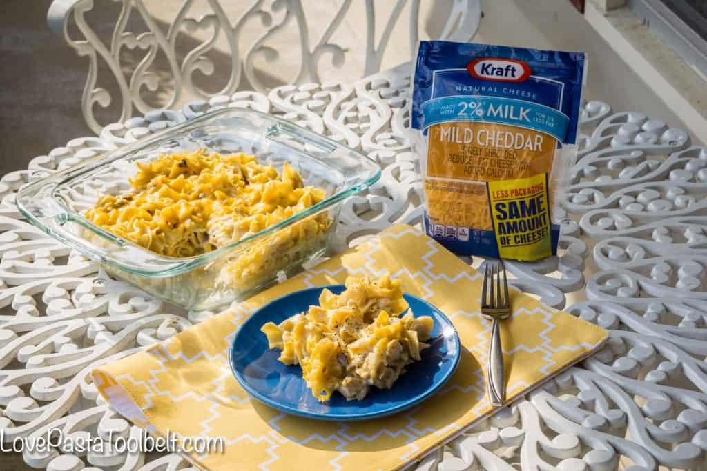 Tuna Noodle Casserole1