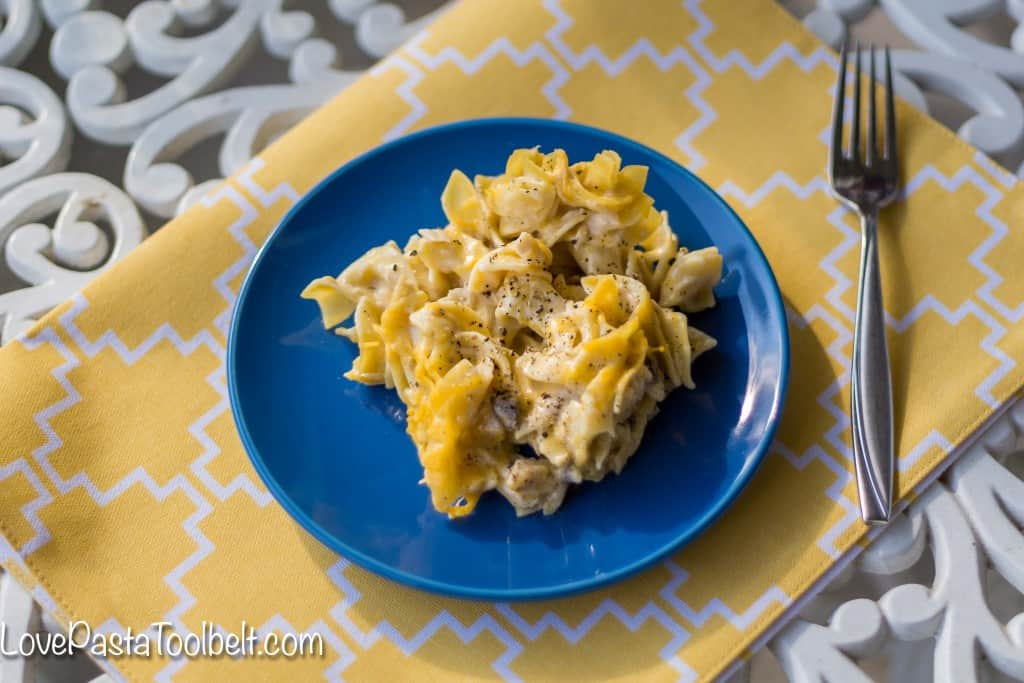 Tuna Noodle Casserole2