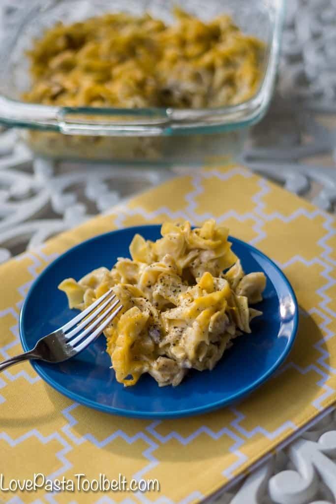Tuna Noodle Casserole4