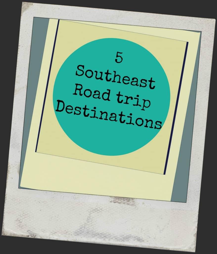 5 Southeast Road trip Destinations- Love, Pasta and a Tool Belt #DropShopandOil #ad