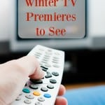 Tv is back and here are 5 Winter TV Premieres to See- Love, Pasta and a Tool Belt #ad | tv shows | premieres | television | favorite shows |