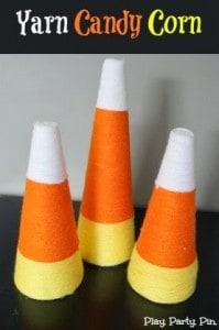 Yarn Candy Corn