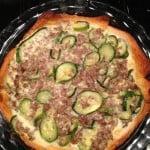 Zucchini Pie- Love, Pasta and a Tool Belt