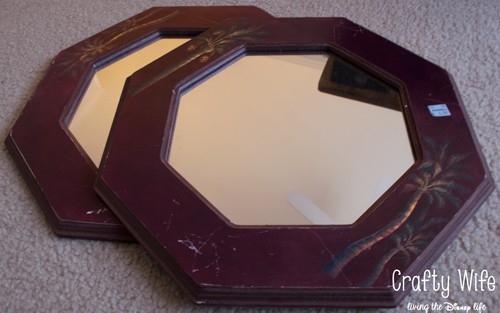 DIY Repurposed Mirrors