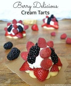 berry-cream-tarts