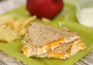 cheesy-chicken-quesadillas