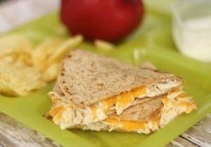 cheesy-chicken-quesadillas