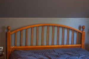 DIY Old to New Headboard