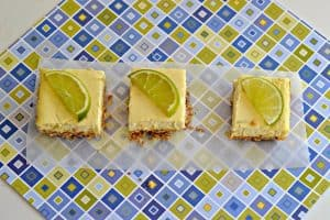 margarita cheesecake bars 2