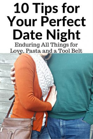 Fitting in date night can be hard, check out these 10 Tips for Your Perfect Date Night
