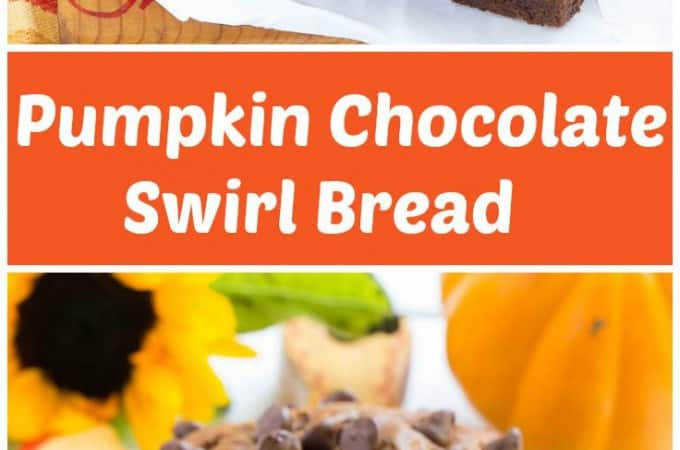 My contributor Sara is sharing this delicious recipe for Pumpkin Chocolate Swirl Bread- Love, Pasta and a Tool Belt   pumpkin   desserts   dessert ideas   fall recipes  